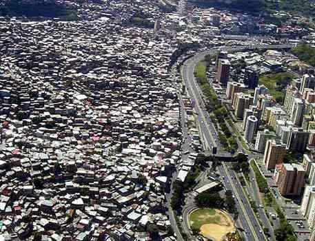 Caracas (Architekturbiennale Venedig 2006, Pressefoto)
